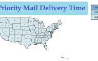 Find Priority Mail Delivery Time