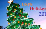 US Post Office Holidays