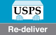 usps redelivery