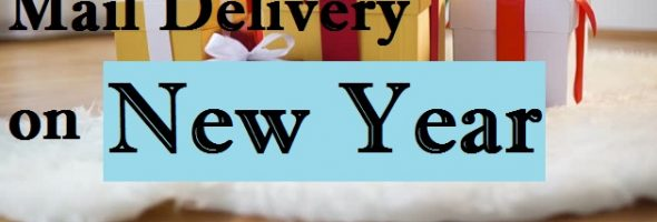 Mail Delivery on new Year