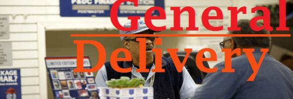 USPS General Delivery Service