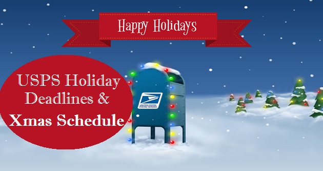 Usps New Years Eve Hours