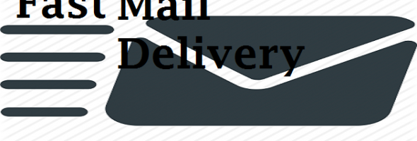 fast mail delivery