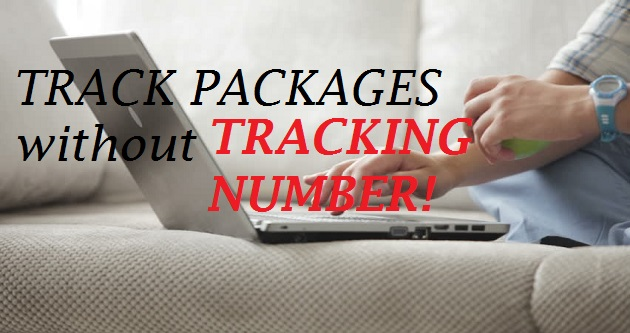 track packages without tracking number