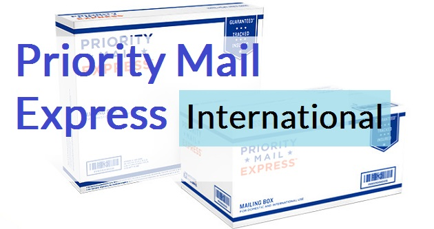 Priority Mail Express International shipping