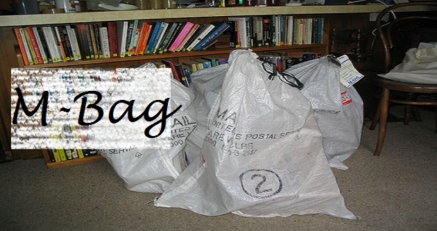 USPS Airmail M Bags