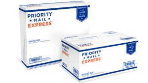 USPS Priority Mail Express International