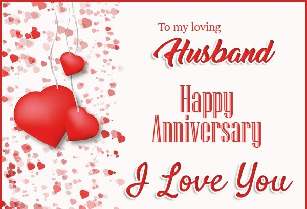 Anniversary Message for Husband