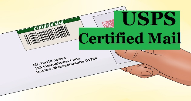 usps certified letter usps certified mail cost and return receipt 25391